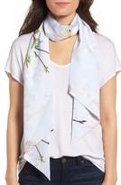 Ted Baker Women's Osma Blossom Skinny Scarf