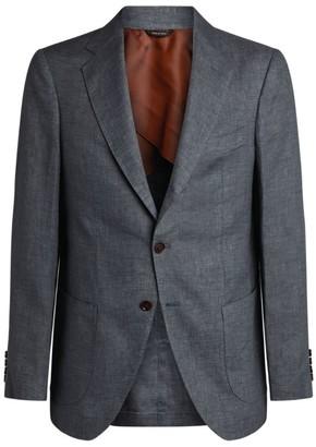 Loro Piana Linen Suit Jacket