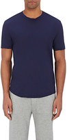 James Perse Men's Washington Cotton T-Shirt-BLUE
