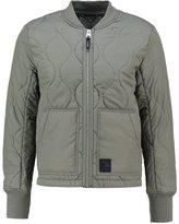 Cheap Monday Trouble Bomber Jacket Elephant Grey
