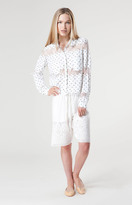 Hale Bob - Tibetan Walking Short in White