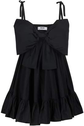 MSGM Short sleeveless dress