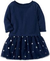 Carter's Star-Print Tutu Dress, Little Girls (2-6X) & Big Girls (7-16)