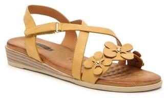 GC Shoes Thalia Wedge Sandal