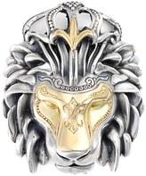 Konstantino Men's 'Minos' Lion Head Pendant