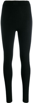 Barrie Seamless Stretch Leggings