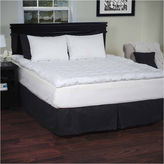 CAMBRIDGE HOME Cambridge Home Down Alternative Bedding Topper Mattress Topper