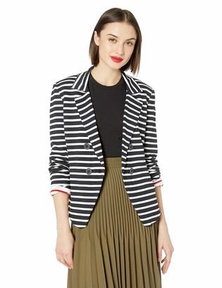 Bailey 44 Women's Joie De Vivre Venice Stripe Blazer Jacket