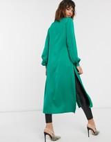Closet London Closet long shirt dress
