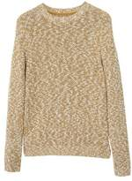 Cotton Chunky-knit Sweater