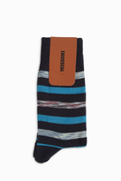 Missoni Space Dye Stripe Socks