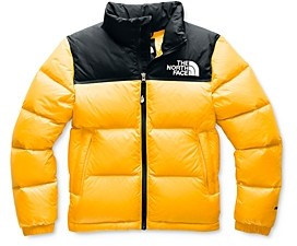 The North Face Unisex Retro Nupste Packable Down Jacket - Big Kid