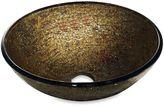 Bed Bath & Beyond VIGO Textured Copper Glass Vessel Sink