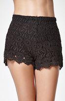 Billabong Heavenly Skies Crochet Shorts