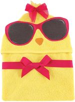 Baby Vision Hudson Baby® Chicken Hooded Towel in Yellow