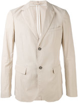 Paolo Pecora flap pockets blazer - men - Cotton/Spandex/Elastane - 48