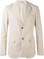 Paolo Pecora flap pockets blazer
