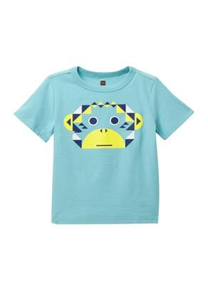 Tea Collection Monkey Business Graphic Tee (Baby Boys & Toddler)