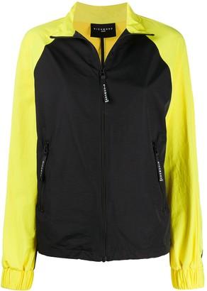 John Richmond Panelled Shell Jacket