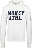Money Ecru Athletic Hooded Sweatshirt