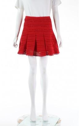 Sandro Red Skirt for Women
