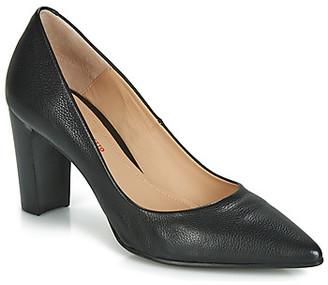 Perlato POLA women's Heels in Black