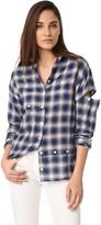R 13 Undone Shirt