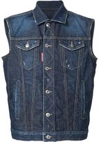 DSQUARED2 denim gilet