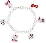 Hello Kitty 40th Anniversary Charm Bracelet