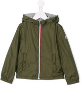 Moncler Urville rain jacket - kids - Cotton/Polyamide - 4 yrs