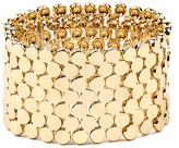 Amrita Singh Goldtone Madrid Stretch Bracelet