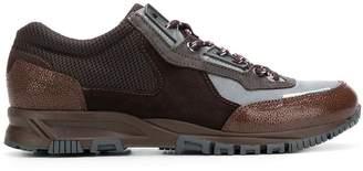 Lanvin mesh cross sneakers