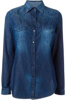 Diesel western denim shirt