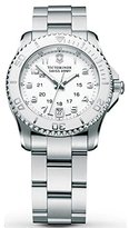 Victorinox Women's Maverick Gs 249051 Silver Stainless-Steel Swiss Quartz Watch with Dial