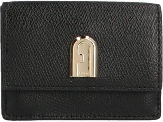 Furla Logo Tri-Fold Wallet