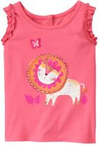 Gymboree Lion Tank