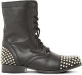 Steve Madden Tarney studded leather boots