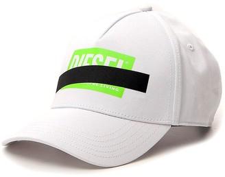 Diesel Ciride-M Logo Baseball Cap
