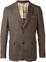 Al Duca D'Aosta 1902 - woven jacket - men - Cotton/Linen/Flax - 48