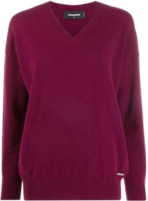 DSQUARED2 soft knit sweater