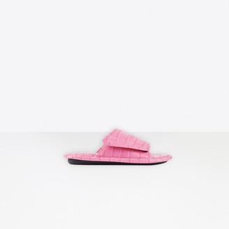Balenciaga Home Mule Sandal
