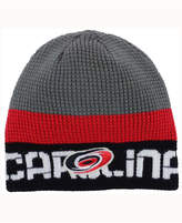 Reebok Carolina Hurricanes Player Knit Hat