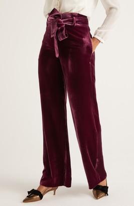 Boden Haverhill Velvet Pants