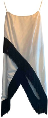 Finders Keepers White Skirt for Women