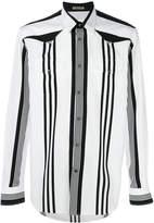 Bottega Veneta striped shirt