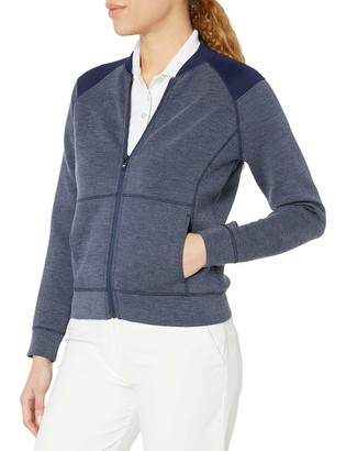 Skechers Women's Downswing Full Zip Bomber Jacket