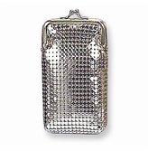 viStar Silver-tone Sequin Cigarette Case