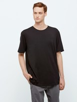 Frank and Oak State Concepts drirelease® Loose Fit T-Shirt in Black