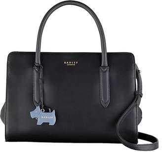 Radley Liverpool Street Medium Leather Grab Bag