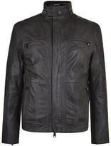 DKNY Leather Jacket